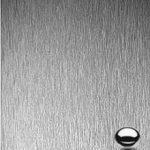 Brushed Aluminum Laminate Sheets